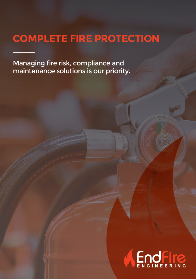 EndFire Engineering Company Brochure